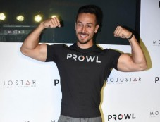Tiger Shroff At The Preview Of 1st Indigenous Active Lifestyle Brand Photos