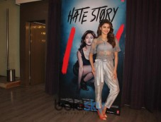 Urvashi Rautela At Interview For Hate Story 4 Photos