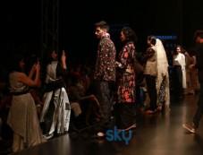 Designer Abraham & Thakore At Amazon India Fashion Week In New Delhi Photos