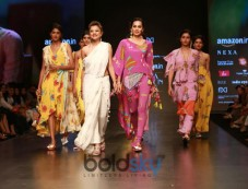 Designer Anupama Dayal Collection At Amazon India Fashion Week In New Delhi Photos