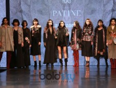 Patine Collection At Amazon India Fashion Week In New Delhi Photos