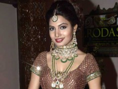 Avani Modi At Catalogue Shoot For Heritage Jewellery Brand 'Rodasi'