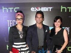 Celebs At HTC presents Tech Fashion Tour 2016