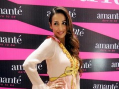 Malaika Arora Khan At Launch Of Amante Store