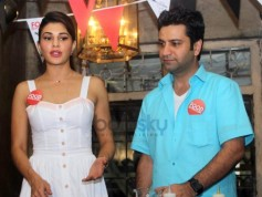 Jacqueline Fernandez Promotes Oliver's Food Revolution On Food Foundation Day