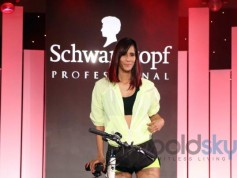 Aditi Rao Hydari At Schwarzkopf Professional The Essential Looks Spring Summer 2016