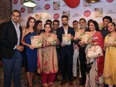 Virat Kohli At Launch Of Cookbook Comfort Food