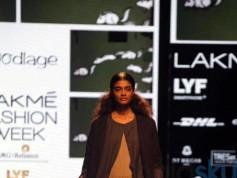 Doodlage Show At Lakme Fashion Week Winter Festive 2016