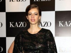 Kalki Koechlin At Unveiling Of KAZO