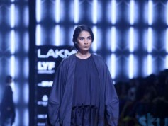 Kalol Dutta Show At Lakme Fashion Week 2016