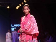Myoho Show At Lakme Fashion Week 2016