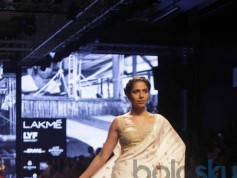 Naturally Anuradha Show At Lakme Fashion Week 2016