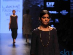 Padmaja Show At Lakme Fashion Week 2016