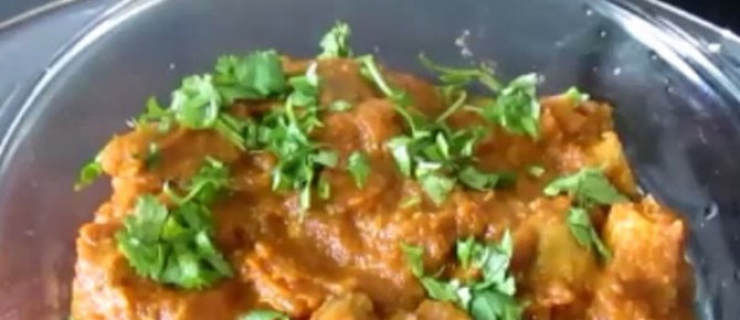 Spicy Mushroom And Baby Corn Curry Recipe