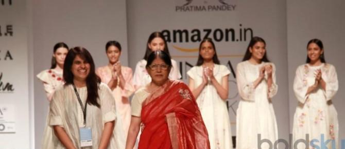 Prama By Pratima Pandey Show At AIFW 2016