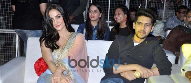 Celebs At Cama Awards In Ahmedabad