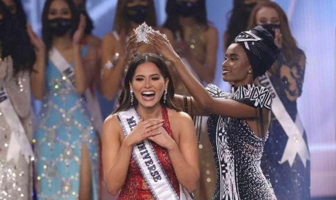Miss Universe 2021 Andrea Meza Photos