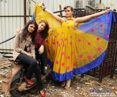 Riddhi Tolia, Aliya Khan and Arshina Trivedi