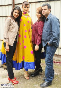 Aliya Khan, Arshina Trivedi, Riddhi Tolia and Gauram Sharma