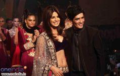 Priyanka Chopra and Manish Malhotra