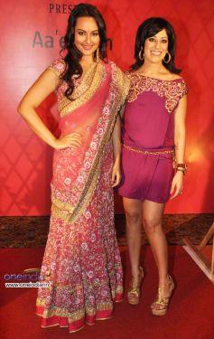 Sonakshi Sinha and Maheka Mirpuri