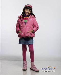 George Trendy Kids Jackets & Denim Skirt