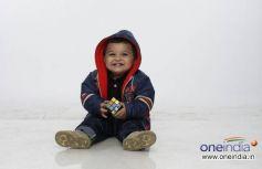 George Infant Jacket & Denim Jeans