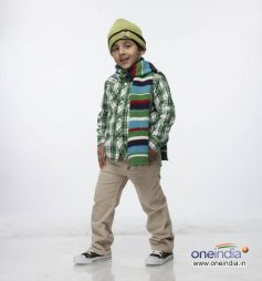 George Boys Casual Shirt & Trouser Teamed with winter cap & muffler