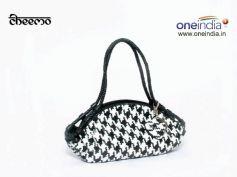 Swing bag sm weave lea - Rs - 3995
