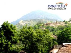 The Holy Arunachala