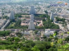 Full view of  Thiruvannamalai