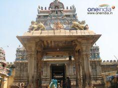 Srirangam Lord Vishnu Temple