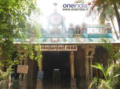 Chakrathaazvar Shrine