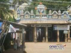 Sri Ramanujacharya's Shrine
