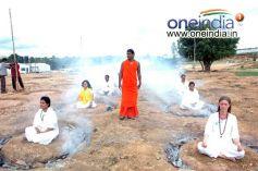 During Ananda Tapas