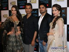 Bollywood Celebrities at Lakme Fashion Week 2012