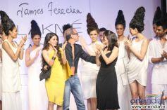 James Fereira Show - LFW 2012