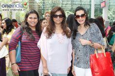 Shaan, Sharmilla Khanna and Mana Shetty