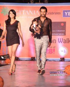 BETI Gitanjali Fashion Show