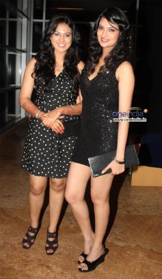 Sayali Bhagat with Her Friend