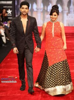 Gurmeet and Debina Chaudhry