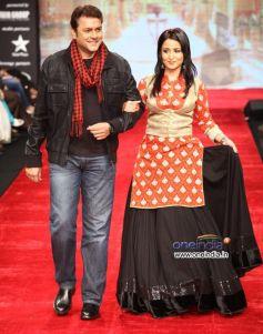 Lata Sabrawal Seth and Sanjeev Seth