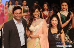 Kashi Jewels Show Final Ramp Walk
