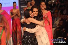 Nishka Lulla and Neha Dhupia