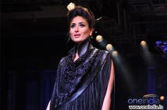 Kareena in Jet Black Signature Basket Woven
