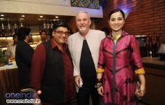 Fahad Samar, Jerome Marrel and Simone Singh