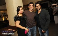 Maria Goretti, Prashant Chaudhri and Arshad Warsi