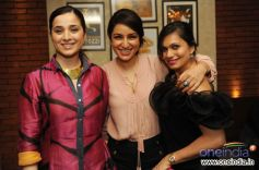 LFW Winter-Festive August 2012 Party