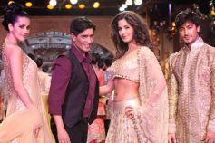 Anjali Lavania, Katrina Kaif and Vidyut Jamwal