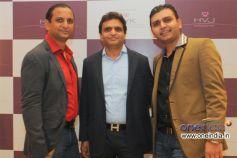 Ashok Sakariya, Haresh Sakariya and Sunny Sakaria